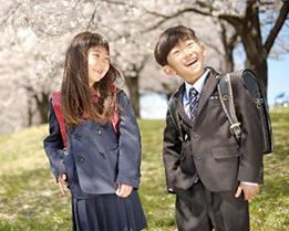 【春】学生服&仕事服